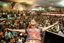 Veja da festa da Mocidade Alegre, bicampeã em São Paulo
