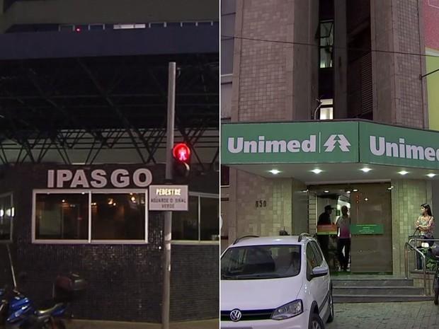 Planos de saúde contribuem com investigação SOS Samu no MP-GO Goiás Goiânia (Foto: Reprodução/TV Anhanguera)