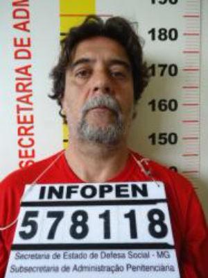 Ex-prefeito Patrocínio Julio Elias preso (Foto: Polícia Civil/Divulgação)