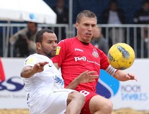 Juninho Alagoano Corinthians Mundialito de futebol de areia (Foto: Gaspar Nóbrega/Inovafoto)