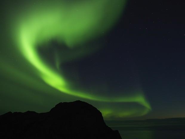 Aurora Boreal (Foto: Gustavo Zylbersztajn)