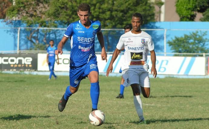Capixabão Sub-20: Vitória-ES x Linhares (Foto: Henrique Montovanelli/Vitória FC)
