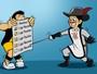 Charge: Sorocaba tenta evitar sexta derrota para o Timão e vice na LNF