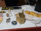 Mulher vendia pães 'recheados'  de drogas em Juazeiro do Norte, no CE