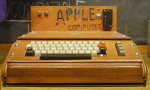 Apple I (Foto: Ed Uthman/Creative Commons)