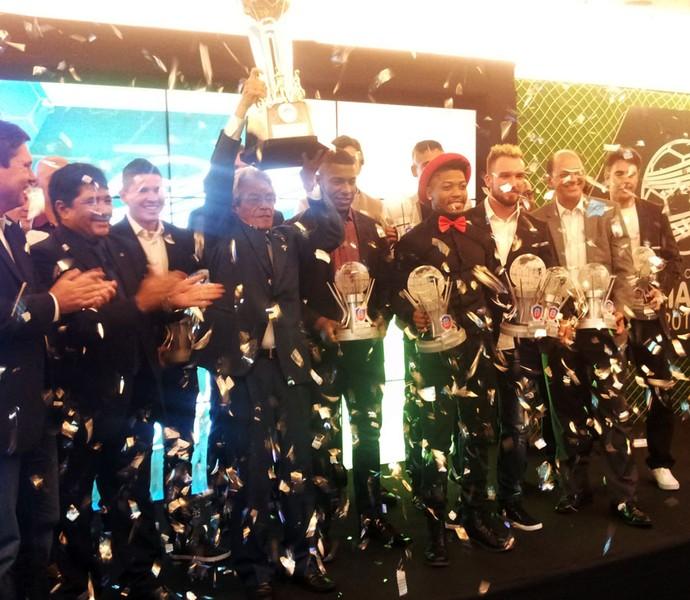 vitória; prêmio baianão; prêmio campeonato baiano; campeonato baiano; seleção baianão (Foto: Ruan Melo)