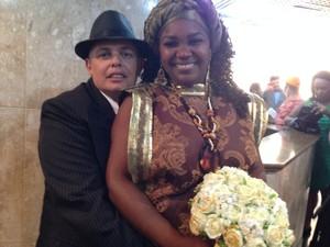 Joseli e Viviane estão juntas há seis anos (Foto: Daniel Silveira/G1)