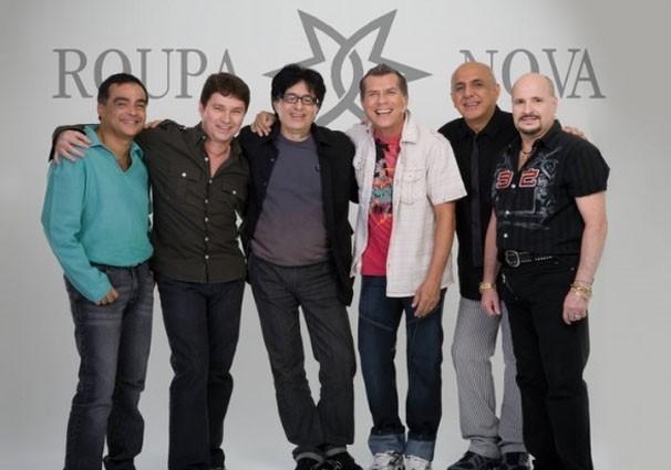 Grupo que é um fenômeno da música brasileira, se apresentarão aqui em Cuiabá (Foto: TV Centro América)