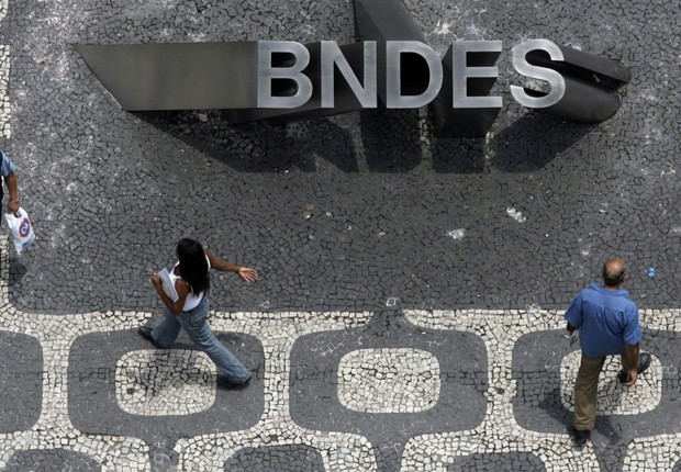 Sede do Banco Nacional do Desenvolvimento (BNDES) no Rio de Janeiro (Foto: Agência Brasil/Arquivo)