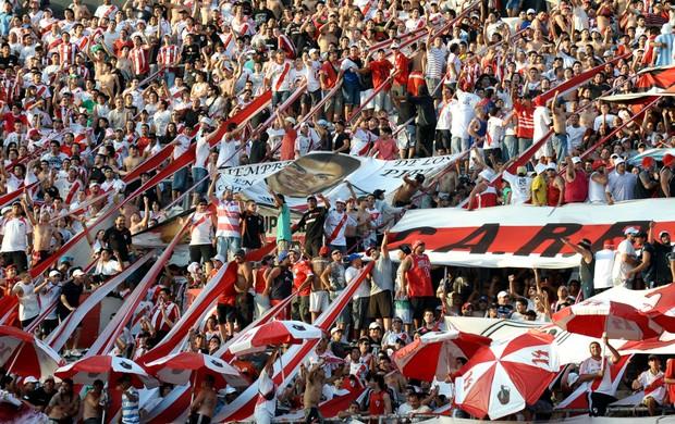 Torcida River Plate (Foto: AFP)