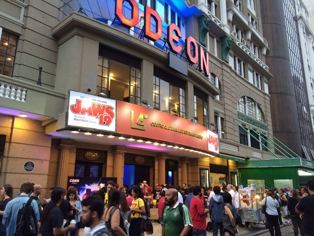 Resultado de imagem para Cine Odeon do rj