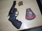 Polícia Militar prende suspeitos por porte ilegal de arma em Juquiá, SP