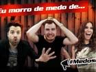 #Prontofalei: BUUUU! Mais medos da galera do The Voice para você se divertir