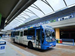 Estação da Lapa é o maior terminal da cidade (Foto: Max Haack/ Agecom)