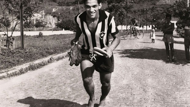 Garrincha  (Foto: Getty Images)