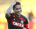 """Após 31 dias, Guerrero explica riso no gol: """"Foram muitas chances, e hoje fiz"""""""