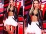 Claudia Leitte aposta em visual ousado e deixa barriga de fora para a Final do 'The Voice Brasil'