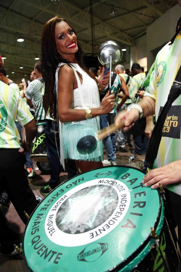 Ana Paula Evangelista  (Foto: Fernando Azevedo/Divulgação)