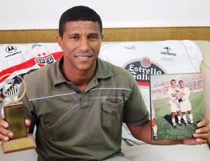 Axel ex-jogador (Foto: Lincoln Chaves / Globoesporte.com)
