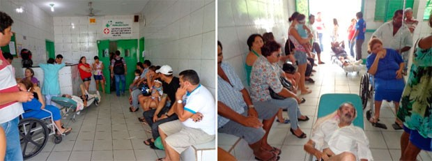 Hospital de Currais Novos deve ter escala de plantão normalizada com chegada de novos profissionais de saúde (Foto: Jaime Júnior)