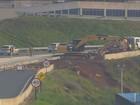 Alça do trevo de Valinhos ficará interditada por 30 dias, diz empresa