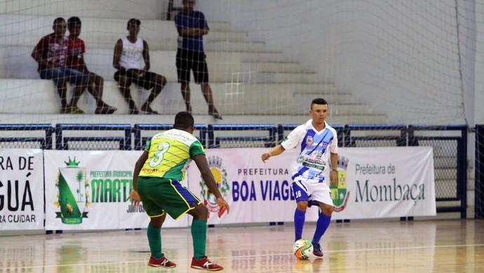 Mombaça vence Boa Viagem e encaminha classificação na Copa TVM (Foto: Zé Rosa Filho/FCFS/Divulgação)