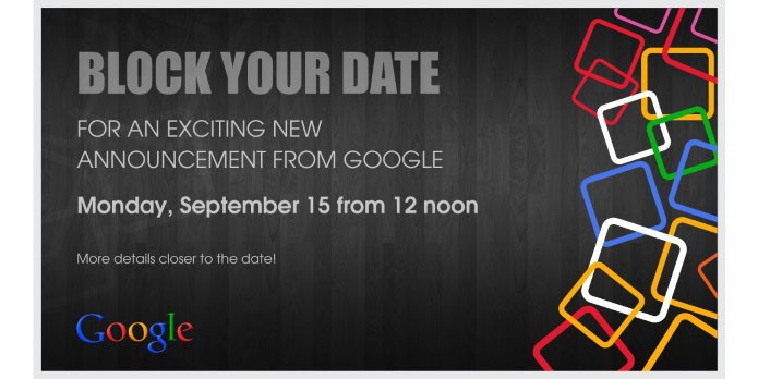 Google envia convite para evento na Índia, possivelmente para apresentação do Android One (Foto: Reprodução/The Verge)