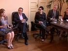 Encontro sobre TV digital reúne emissoras e prefeito de Porto Alegre