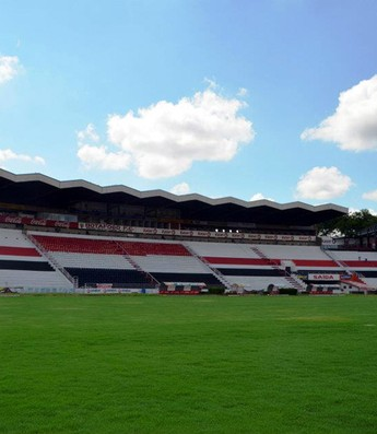 CT França Estádio Santa Cruz Ribeirão Preto (Foto: Divulgação)