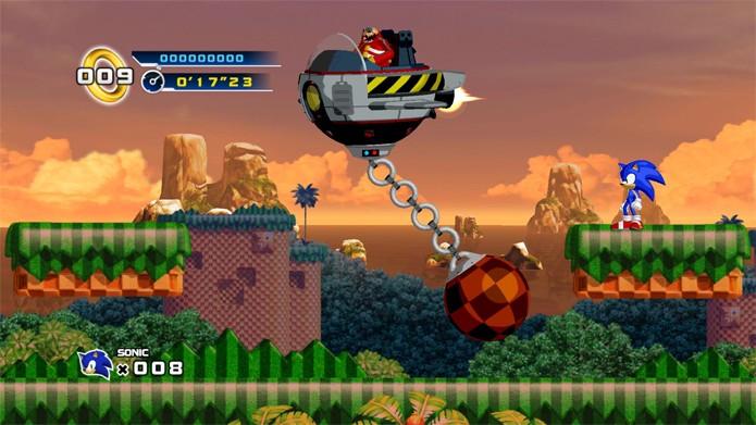 Sonic 4 Episode 1 (Foto: Divulgação)
