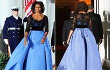 Veja o estilo de Michelle Obama e outras em evento na Casa Branca