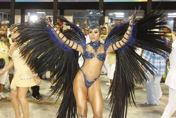 Sabrina Sato (Foto: Marcos Ferreira/Fotorio News)