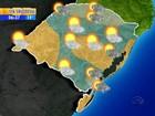Chuva segue com chance de temporais nesta sexta-feira no RS