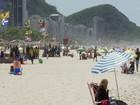 'Operação Verão' começa neste fim de semana nas praias do Rio