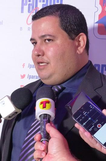 Leonardo Oliveira Paraná (Foto: Thiago Ribeiro)