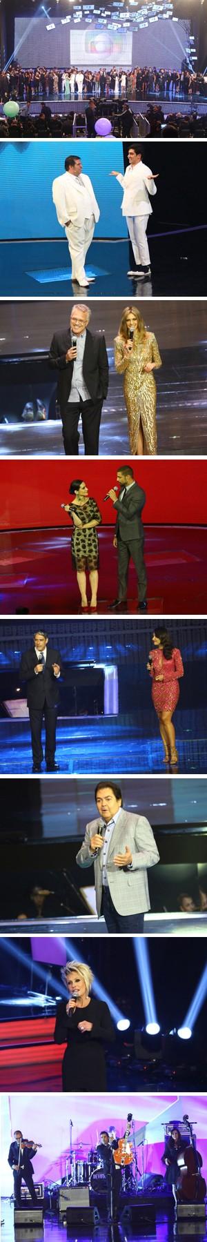 Evento em SP apresenta nova logomarca da Globo. (Foto: Iwi Onodera/EGO)