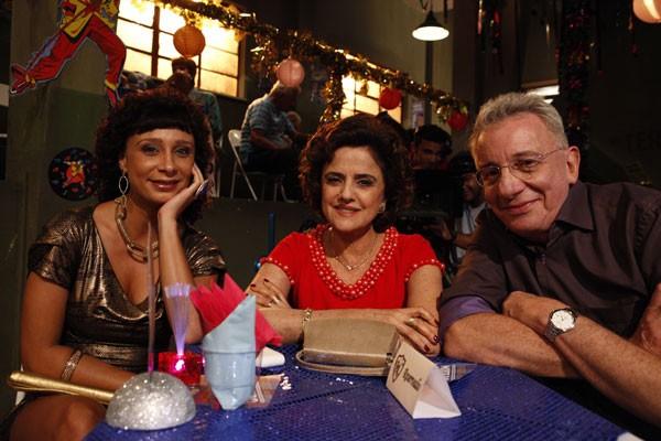 A Grande Família (Foto: TV GLOBO / Matheus Cabral)