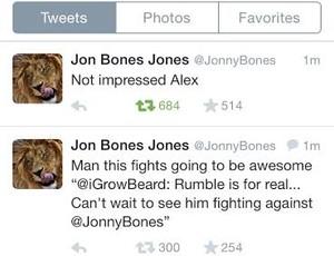 Twitter Jon Jones (Foto: Reprodução/Internet)