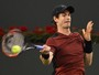 Murray alega lesão no cotovelo direito e desiste do Masters 1.000 de Miami