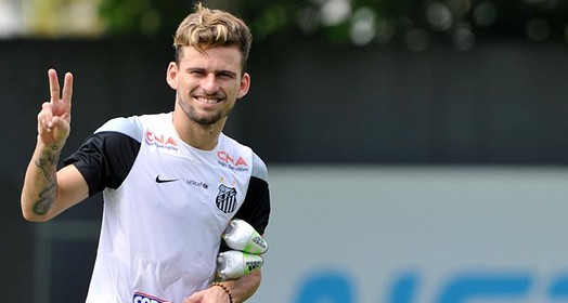 vale tudo (Ivan Storti/Santos FC)