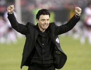 Marcelo Gallardo técnico River Plate