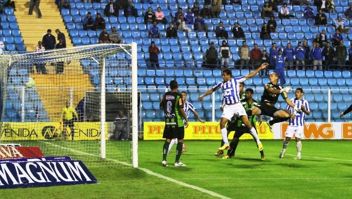 Diego Felipe Avaí (Foto: Jamira Furlani/Avaí FC)