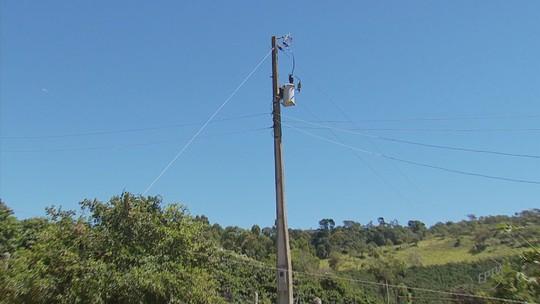Moradores enfrentam problema com abastecimento de energia em Ilicínea