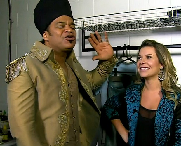 Carlinhos Brown (Foto: TV Globo)
