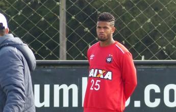 Atlético-PR viaja com 21 jogadores para encarar o Botafogo; veja a lista