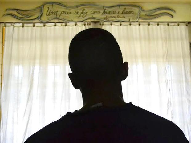 No Vale, 48 internos da Fundação Casa prestam Enem nesta terça (Foto: Filipe Rodrigues / G1)