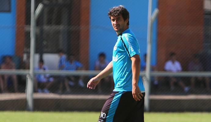 douglas grêmio (Foto: Lucas Uebel/Grêmio FBPA)