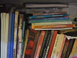 O livro é um produto de libertação social, diz a biblitecária e pesquisadora Cledenice Blackman (Foto: Sara Cicera/ G1)