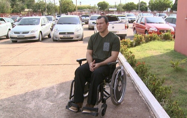 Pessoas com deficiência relatam histórias de superação (Foto: Roraima TV)