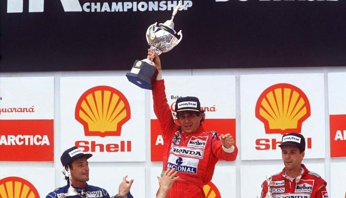 BLOG: Ayrton Senna entre os Heróis da Pátria
